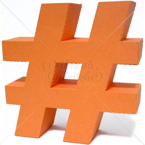 Hashtag 3D #