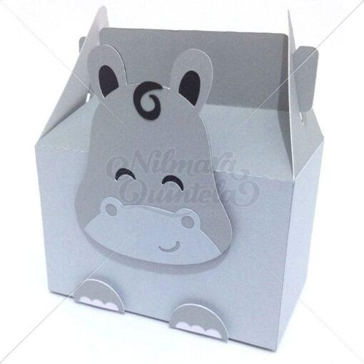 Caixa Hipopótamo