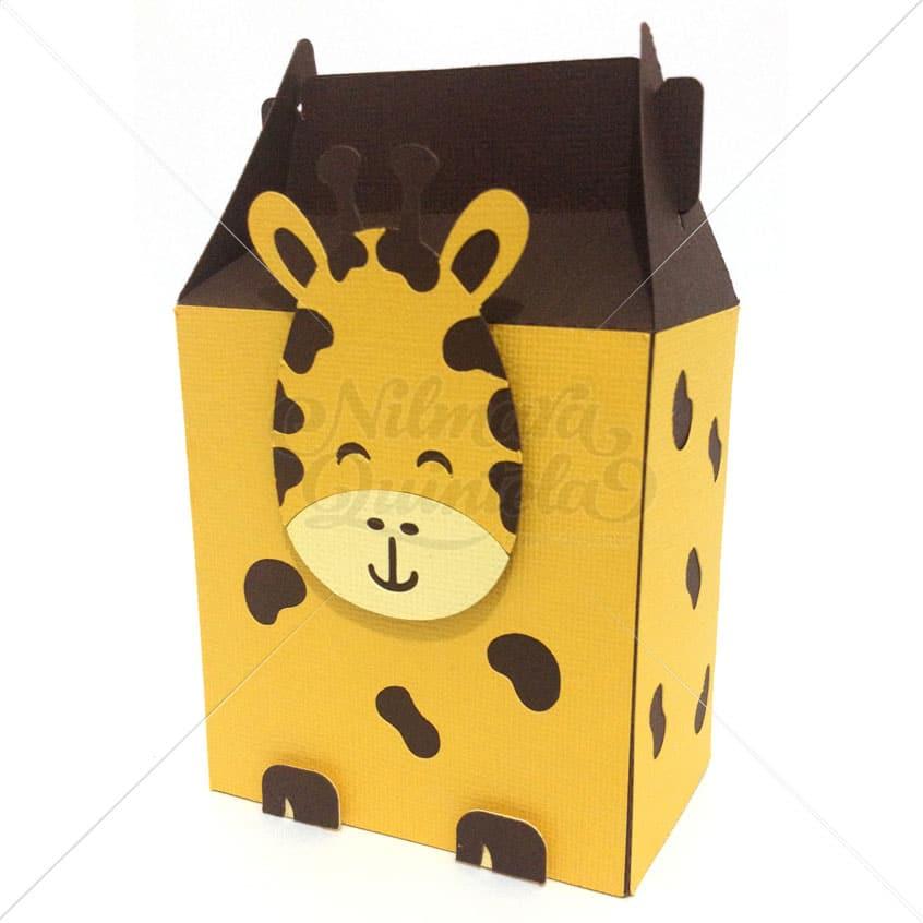 Caixa Girafa