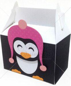 Caixa Pinguim