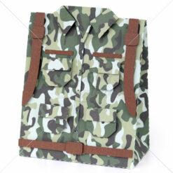 Caixa Uniforme Militar
