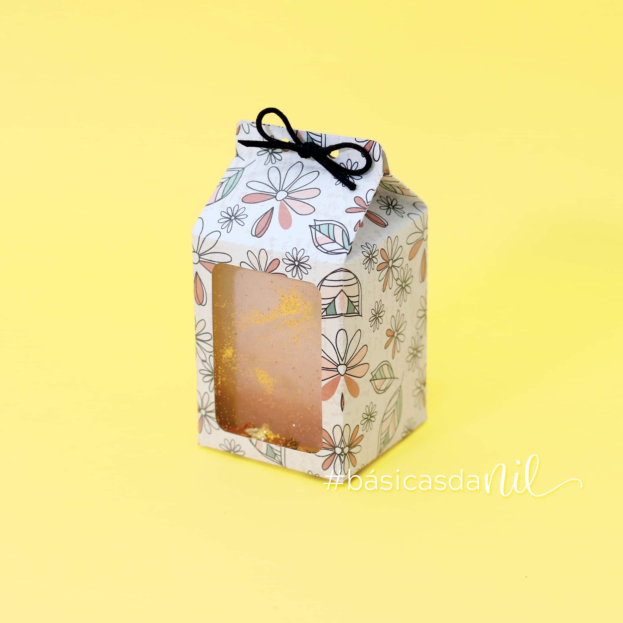 Caixa Milk Nilmara